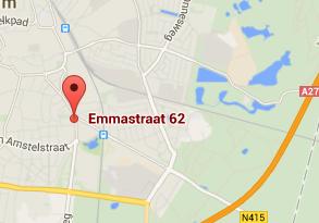 locatie kinderdagverblijf Hilversum klein