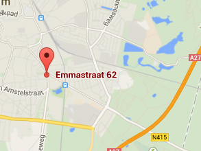 locatie kinderdagverblijf Hilversum